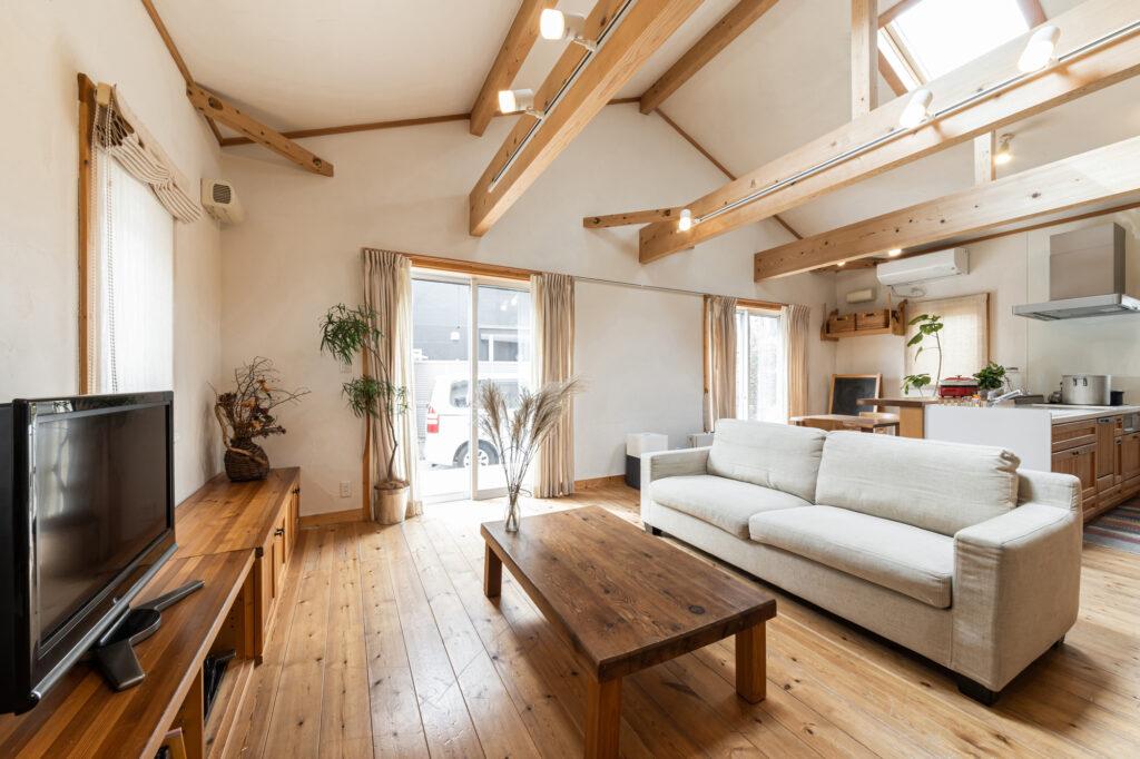 木の家は暖かい?木の家の特徴についてご紹介します!